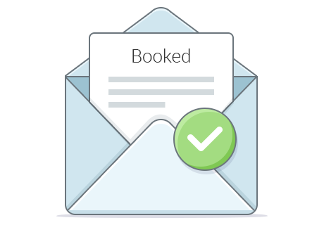 email notifications wordpress hotel booking plugin