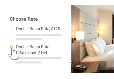 rates wordpress hotel booking plugin