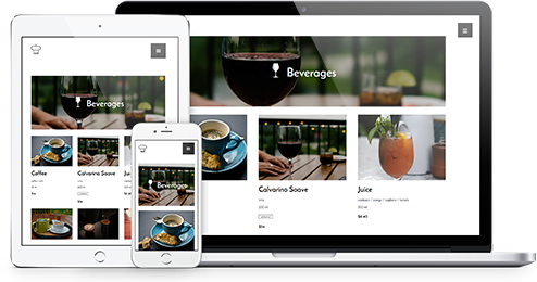 responsive design WordPress restaurant menu plugin