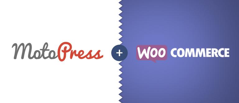 WooCommerce MotoPress integration