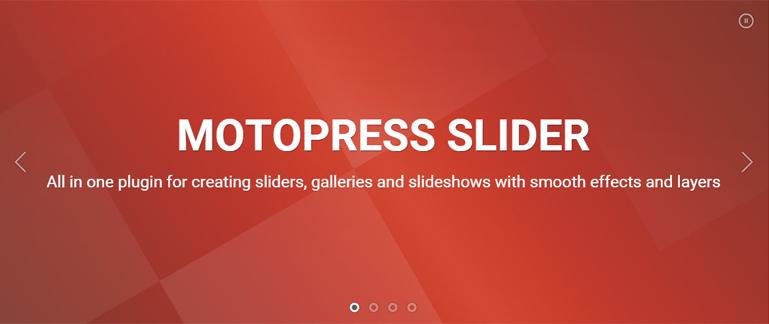 MotoPress responsive WordPress slider