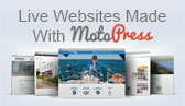Live Websites Made With MotoPress