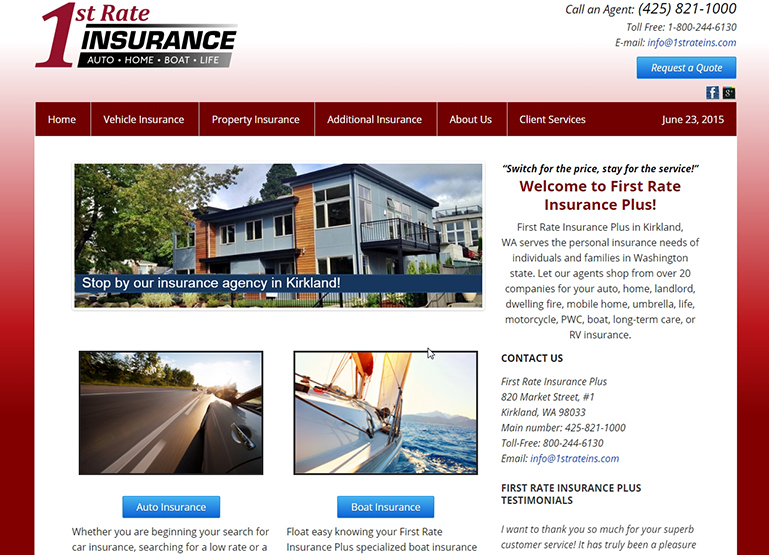 1st Rate Insurance