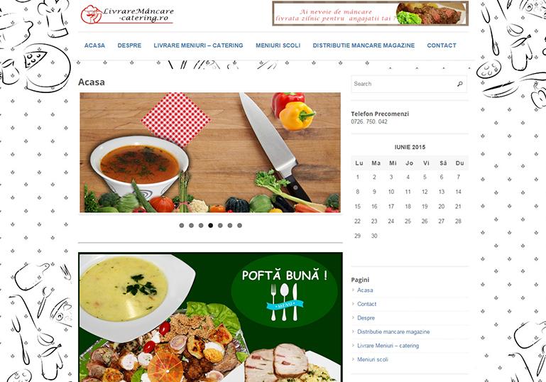 LivrareMancare-Catering