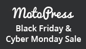 MotoPress Black Friday and Cyber Monday Deal 2015