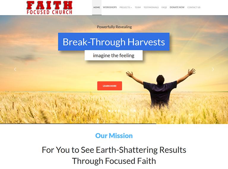 faithfocusedchurch.org