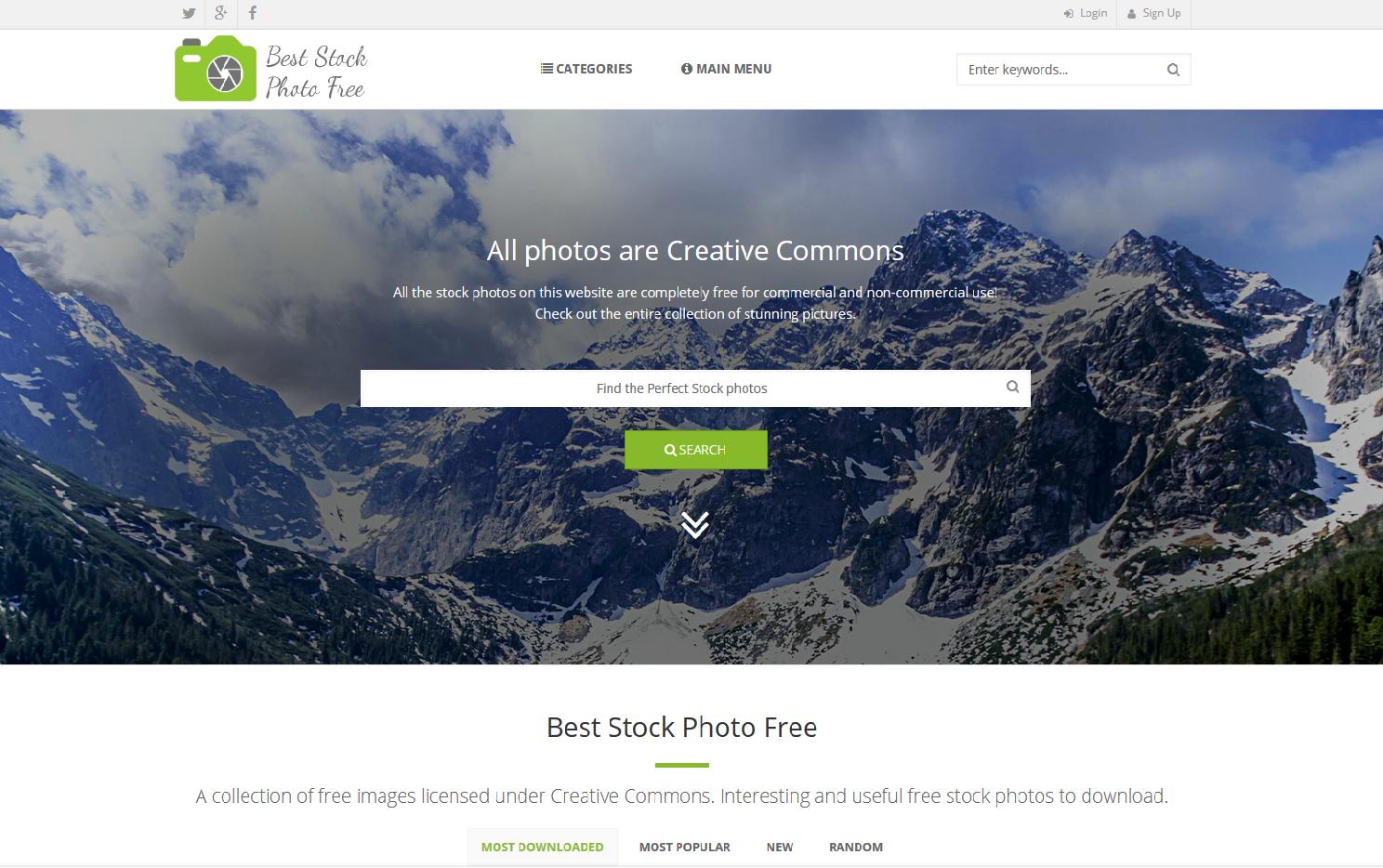 best stock photo free