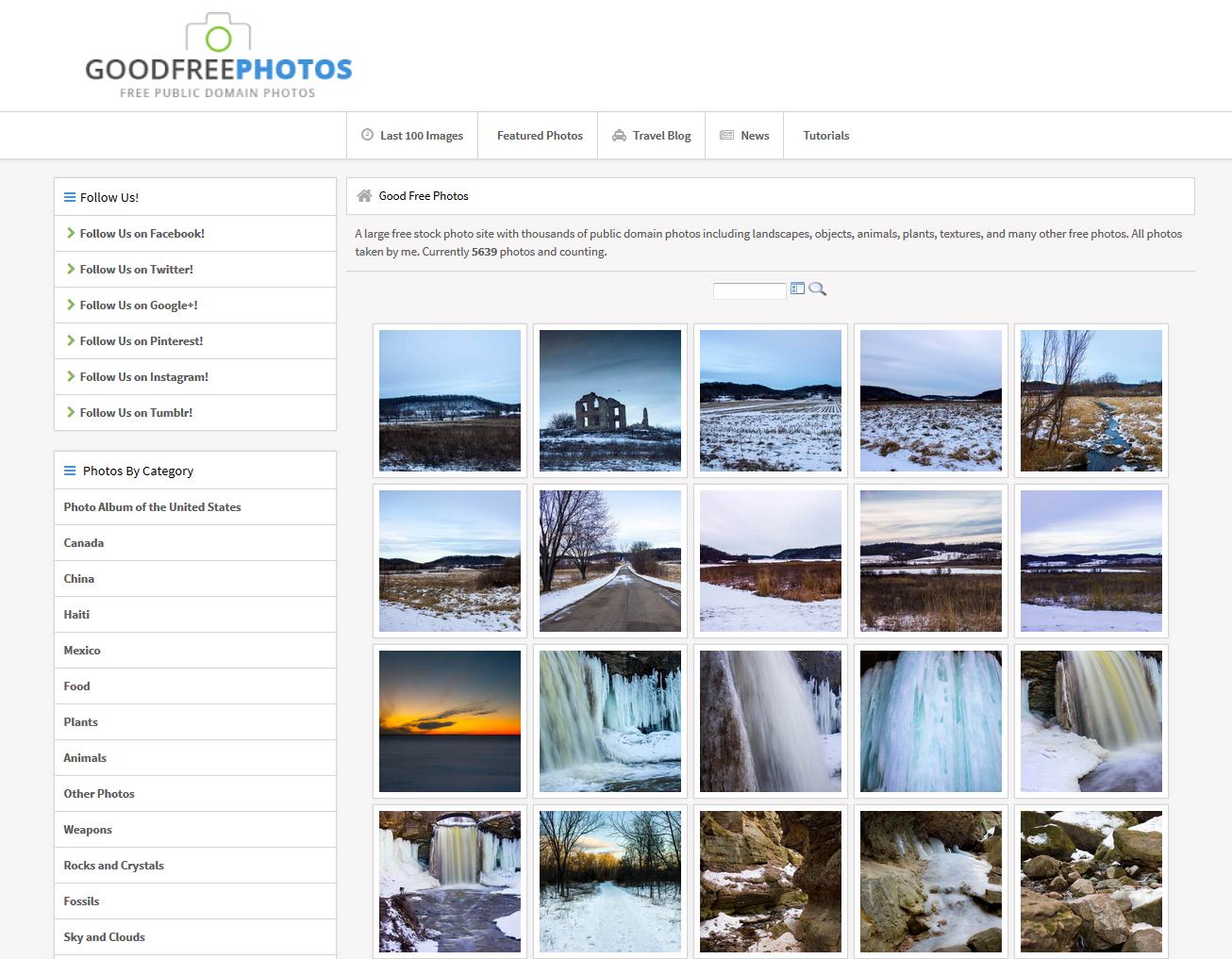 good free photos website