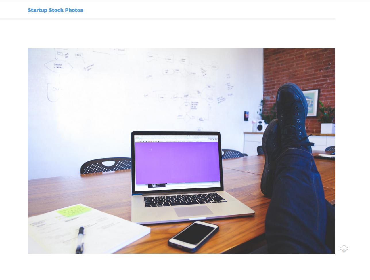 free stock photos startup