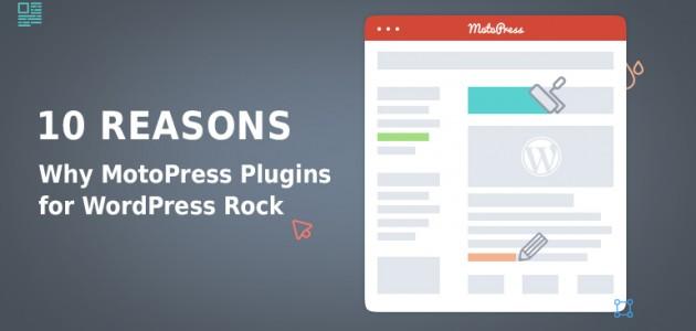 build WordPress website with otoPress plugins