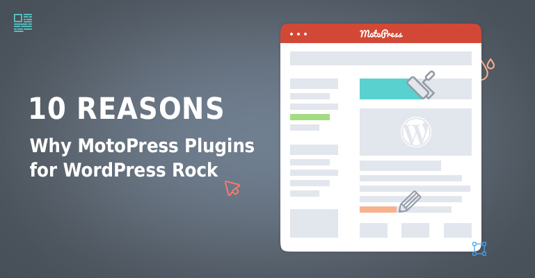 build WordPress website with otoPress plugins