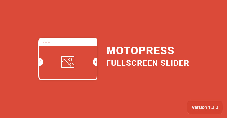 MotoPress Fullscreen Slider