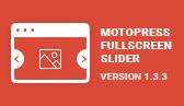 MotoPress WordPress Slider Version 1.3.3 Released