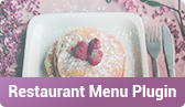 Sell Food And Drinks Online: New Free Option of the Restaurant Menu Plugin
