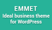 Emmet Pro WordPress Theme: Version 1.4.2 Updates