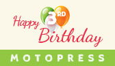 MotoPress 3rd Anniversary: There Is Much to Celebrate!