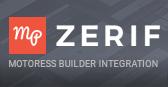 MotoPress Page Builder Version 2.1.0: Zerif Theme Integration