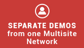 Create Separate Demos for all WordPress Products from One Multisite Network