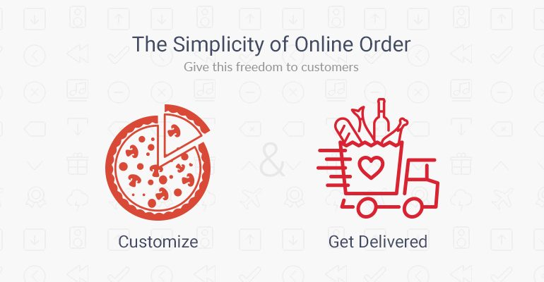 delivery and toppings plugins