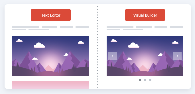 wordpress visual builder motopress