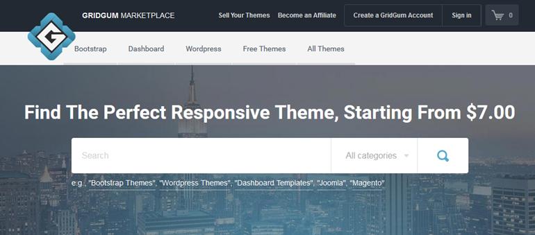 sell your wordpress theme