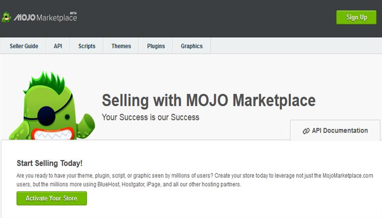 mojo marketplace