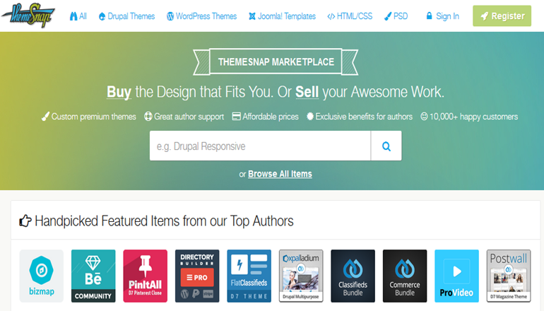 sell your wordpress theme