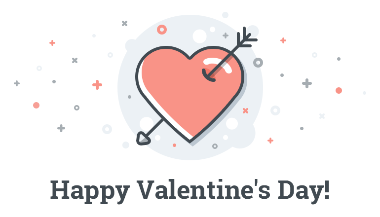 free greeting valentine's card