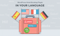 Hotel Booking Plugin for WordPress Now Translated into 13 Languages!
