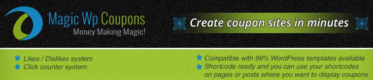 comparison of wordpress coupon plugins