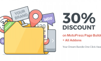 New Offer: MotoPress Page Builder + All Its Addons in Discounted Bundle