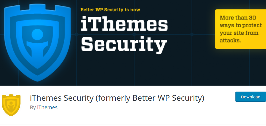 security approach wordpress