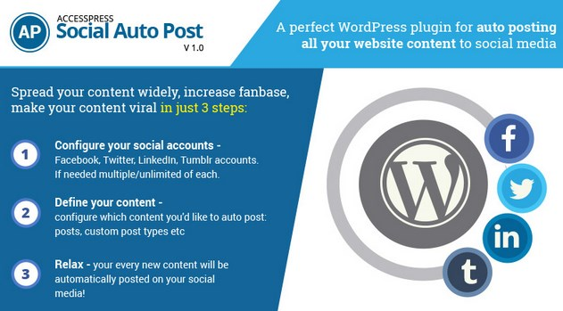 wordpress plugins for social media autoposting
