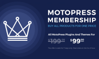 All MotoPress Plugins and Themes for $99. Limited-Time Deal