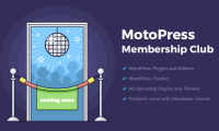 Opening the MotoPress Membership Club