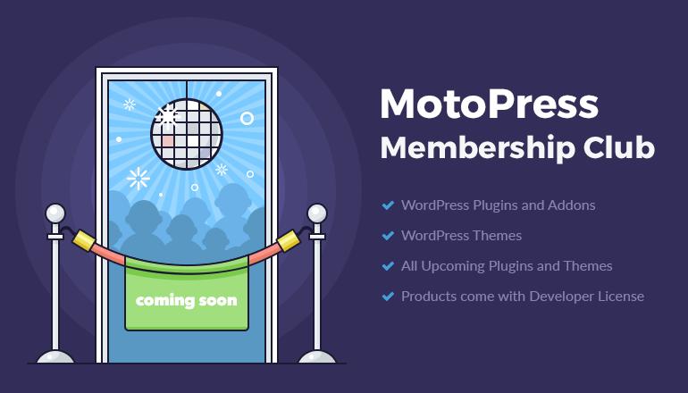 WordPress membership by MotoPress