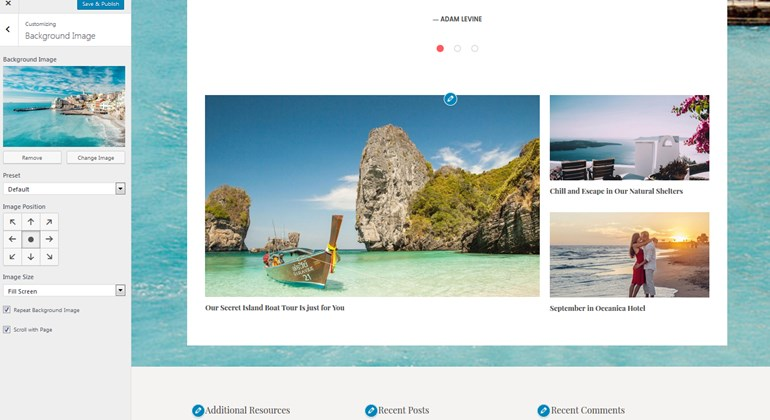 wordpress hotel booking theme