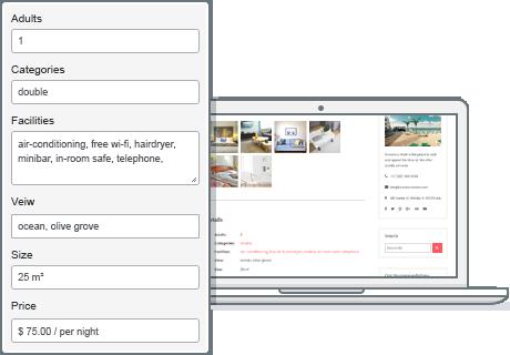 customizable front page wordpress theme
