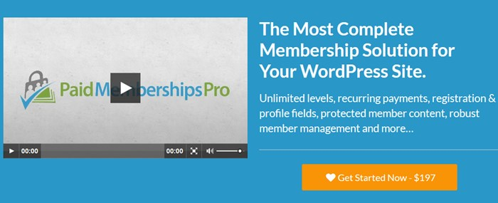 membership for wordpress