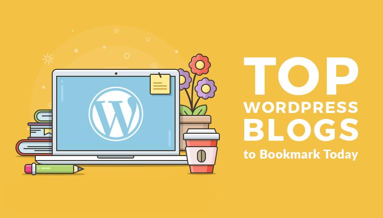 top wordpress blogs to follow