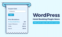 Create Discount Coupons with the Updated MotoPress Hotel Booking Plugin for WordPress