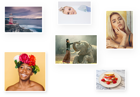 intelligent image rendering photogrpahy wordpress theme