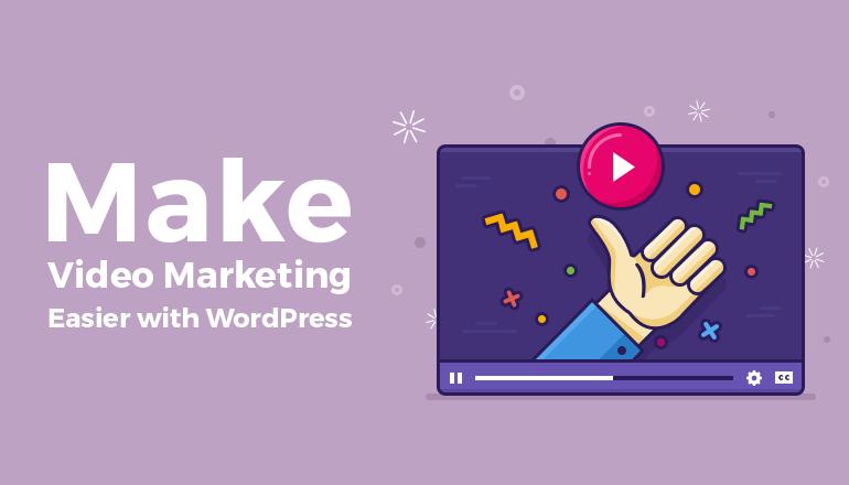wordpress video plugins