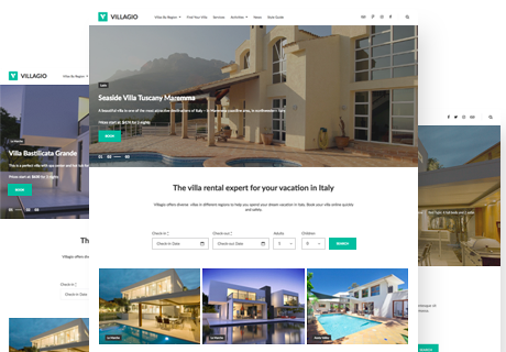 property renral wordpress theme