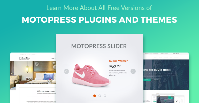 motopress free plugins and themes