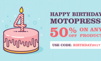 Birthday Discount on Any WordPress Plugin, Theme and even Membership: We Turn 4!