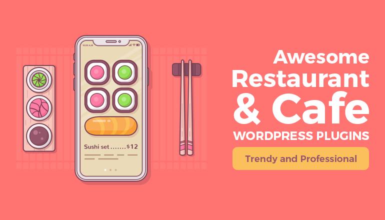 wordpress for restauranrs