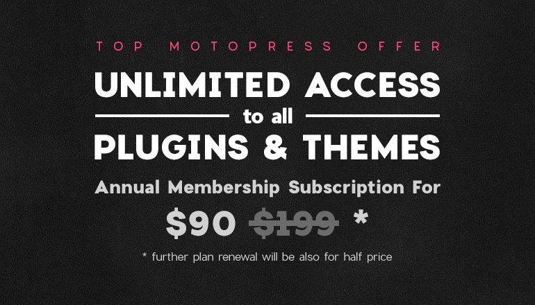 wordpress membership plan by motopress