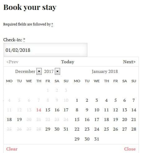 wordpress hotel booking system by motopress