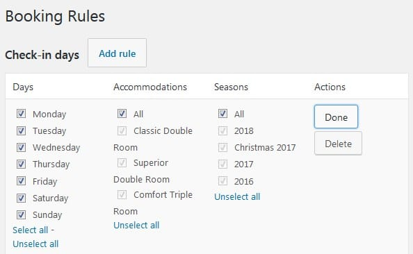 wordpress hotel booking booking plugin